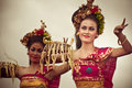 Condong dance pictures about one of the traditional arts of bali indonesia name called Royalty Free Stock Image