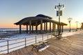 Coney Island Boardwalk - Brooklyn, New York