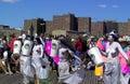 Coney Island Mermaid Parade Stock Photo