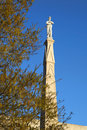 Confederate monument Stock Images