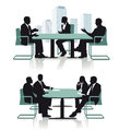 Conference discussion or interview