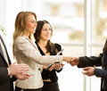 The conference of entrepreneurs. Royalty Free Stock Photo
