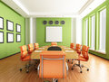 Conference room Royalty Free Stock Photo