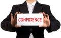 Confidence Royalty Free Stock Photo