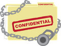 Confidential Folder Stock Photos