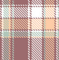 Configuration texturisée sans joint de plaid de tartan Photos stock
