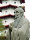 Confucious Royalty Free Stock Images