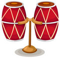 Congas Royalty Free Stock Photo