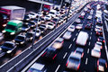 Congestion Royalty Free Stock Photo