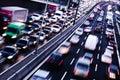 Congestion Royalty Free Stock Photo