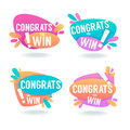 Congrats, You Win