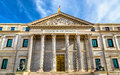 Congress of Deputies in Madrid, Spain Royalty Free Stock Photo