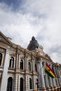 Congress in La Paz, Bolivia Royalty Free Stock Photography