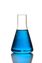 Conical flask Royalty Free Stock Photo