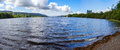 Coniston Water Lake District Royalty Free Stock Photo