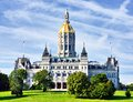 Connecticut State Capitol Royalty Free Stock Photo