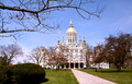 Connecticut State Capitol, Hartford, Connecticut Royalty Free Stock Photo