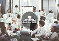 Connection Connecting Connect Internet Interface Concept Royalty Free Stock Photo