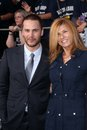 Connie Britton,Taylor Kitsch Stock Photos