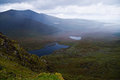Conor pass dingle in peninsula co kerry ireland Royalty Free Stock Image