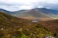 Conor pass dingle in peninsula co kerry ireland Royalty Free Stock Photography