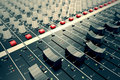 Console audio Photo stock
