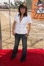 Constance zimmer at the fourth annual much love animal rescue bow wow ween barrington dog park los angeles ca Royalty Free Stock Image