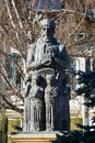Constantin brancoveanu statue from targoviste romania born died august was a great lord ruler of romanian Stock Photo