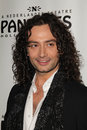Constantine Maroulis,THE ROCK Royalty Free Stock Photos