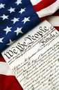 Constitution Stock Image