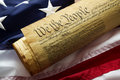 Constitution of the United States Royalty Free Stock Photo