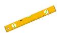 Construction level ruler Royalty Free Stock Photo