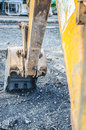 Construction loader excavator machinery equipment Royalty Free Stock Images