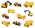 Construction machinery Royalty Free Stock Images