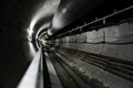 Construction Of Metro Tunnel Royalty Free Stock Photo