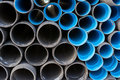 Construction pipes Royalty Free Stock Photo