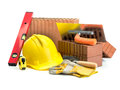 Construction props Royalty Free Stock Photo