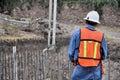 Construction Supervisor Royalty Free Stock Photo