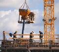 Konštrukcie pracovníci