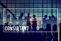 Consultant Advisor Advise Consult Consulting Concept Royalty Free Stock Photo
