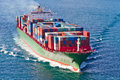 Photo : Container Ship