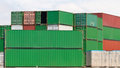 Containers Stock Fotografie