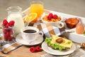 Kontinentálne raňajky