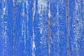 Contrast wood blue grunge texture cracky of old boards Royalty Free Stock Image