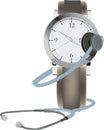 Control stethoscope
