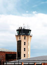 Control tower Royalty Free Stock Photo