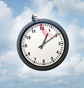Control Your Time Royalty Free Stock Photo