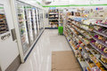 Convenience store in japan Royalty Free Stock Photo
