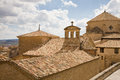 Convent and church, Cuenca, Spain Royalty Free Stock Photography