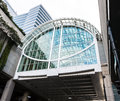 Convention hall washington state convention center Royalty Free Stock Photos